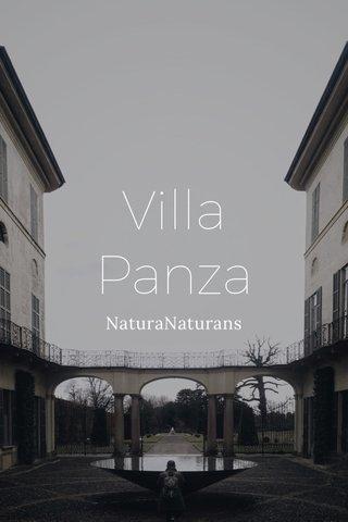Villa Panza NaturaNaturans