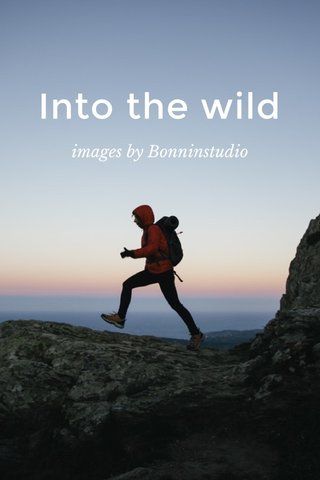 Into the wild images by Bonninstudio