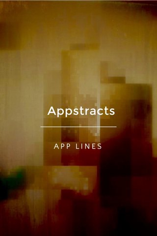 Appstracts APP LINES