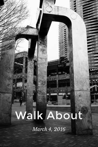 Walk About March 4, 2016