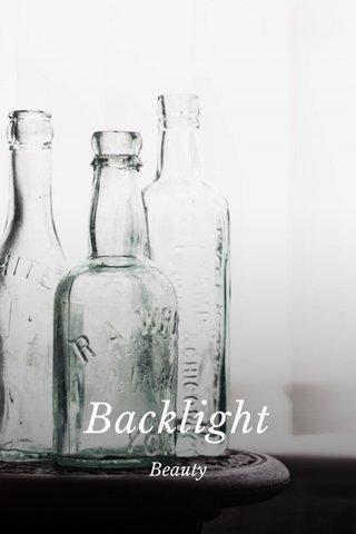 Backlight Beauty
