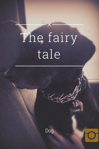 The fairy tale Dog