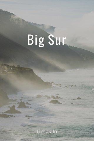 Big Sur Limekiln