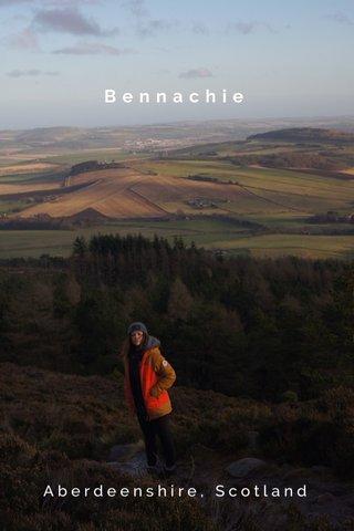 Bennachie Aberdeenshire, Scotland