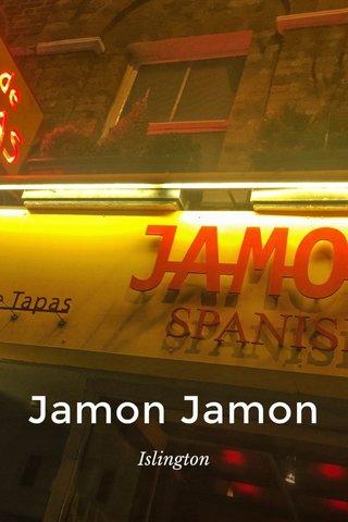 Jamon Jamon Islington