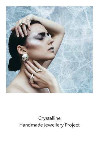 Crystalline Handmade Jewellery Project