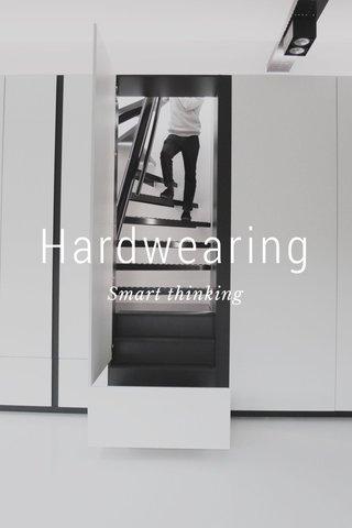 Hardwearing Smart thinking