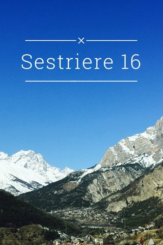 Sestriere 16