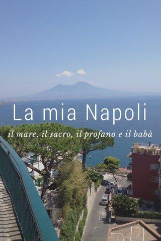La mia Napoli il mare, il sacro, il profano e il babà