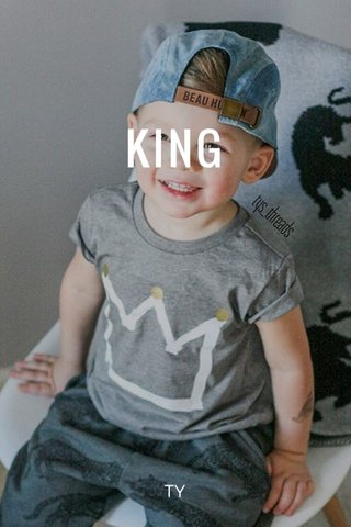 KING TY