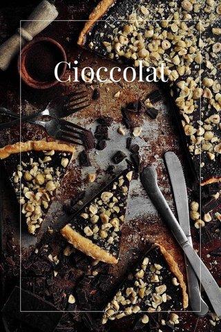 Cioccolat