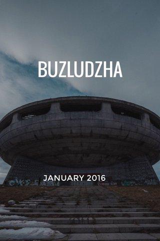 BUZLUDZHA JANUARY 2016