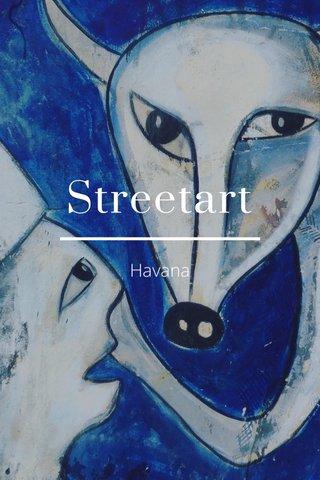 Streetart Havana