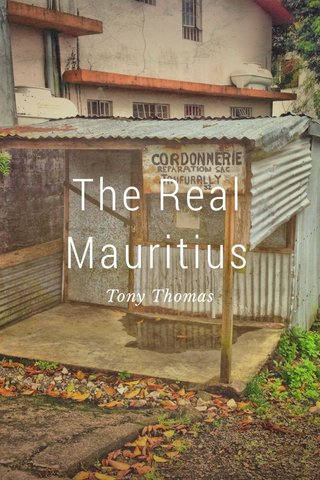 The Real Mauritius Tony Thomas