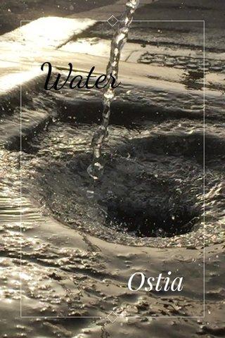 Water Ostia
