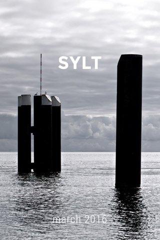 SYLT march 2016