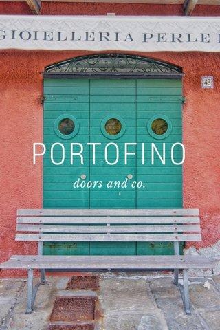 PORTOFINO doors and co.