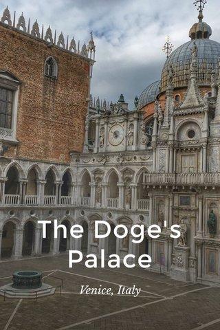The Doge's Palace Venice, Italy