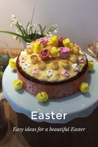 Easter Easy ideas for a beautiful Easter