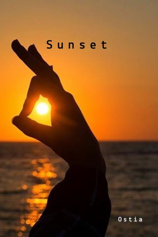 Sunset Ostia