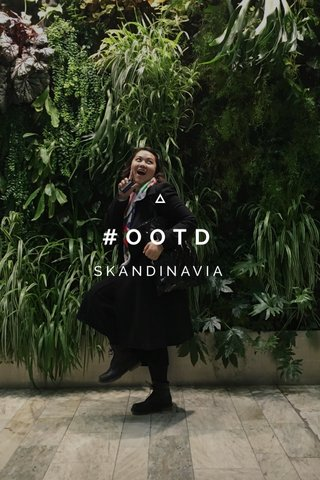 #OOTD SKANDINAVIA