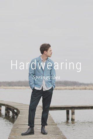 Hardwearing Springvibes
