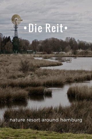 •Die Reit• nature resort around hamburg