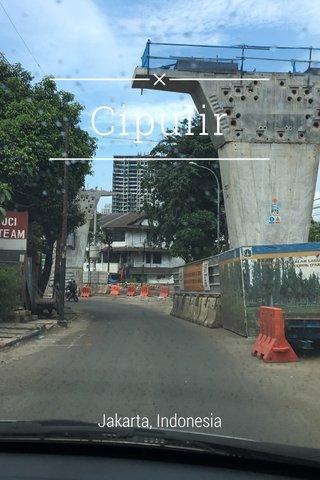 Cipulir Jakarta, Indonesia