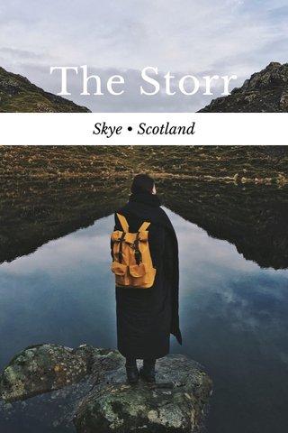 The Storr Skye • Scotland