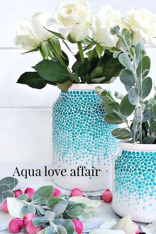 Aqua love affair