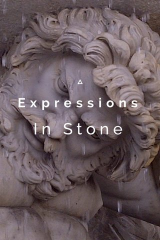 Expressions In Stone