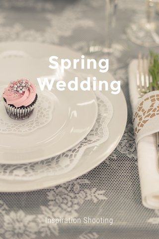 Spring Wedding Inspiration Shooting