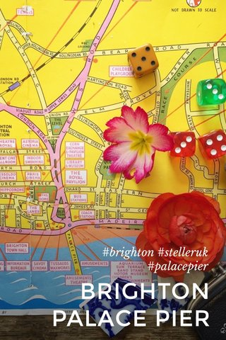 BRIGHTON PALACE PIER #brighton #stelleruk #palacepier