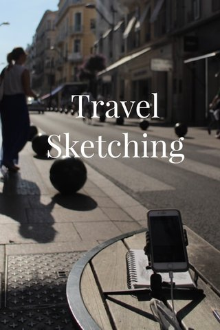 Travel Sketching