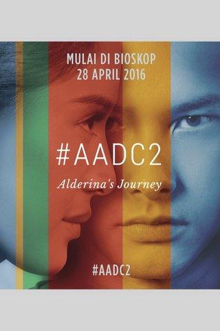 #AADC2 Alderina's Journey