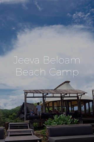 Jeeva Beloam Beach Camp