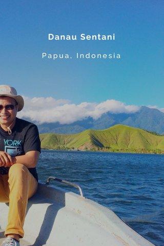 Danau Sentani Papua, Indonesia