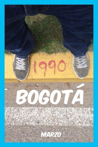 Bogotá Marzo
