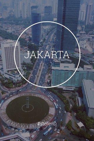 JAKARTA #stellerID