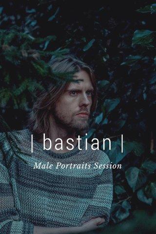 | bastian | Male Portraits Session