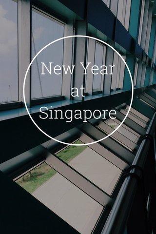 New Year at Singapore