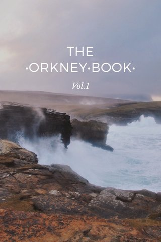 THE •ORKNEY•BOOK• Vol.1