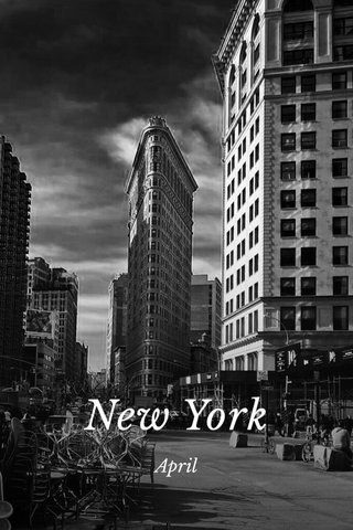 New York April