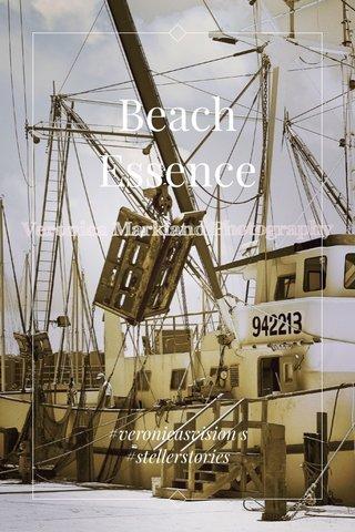 Beach Essence #veronicasvision s #stellerstories