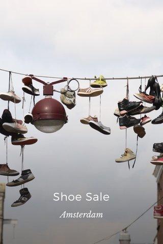 Shoe Sale Amsterdam