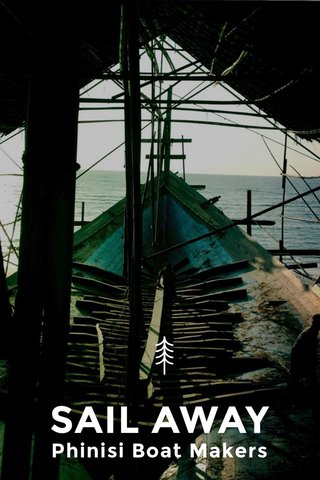 SAIL AWAY Phinisi Boat Makers