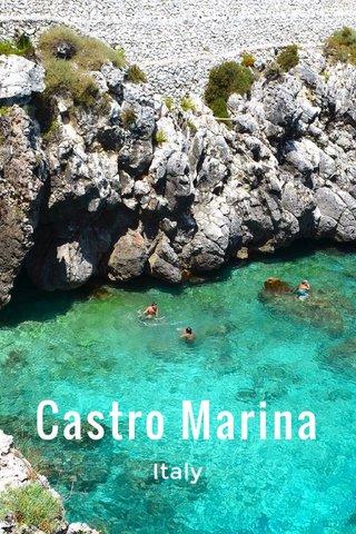 Castro Marina Italy