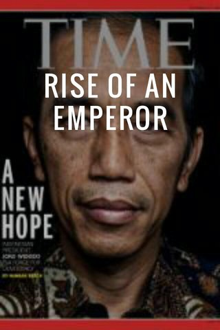 RISE OF AN EMPEROR