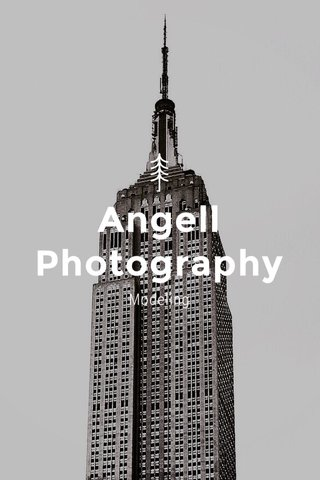 Angell Photography Modeling