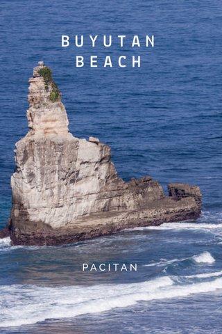 BUYUTAN BEACH PACITAN